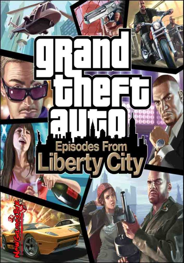 GTA Liberty City Game Free Download Grand Theft Auto