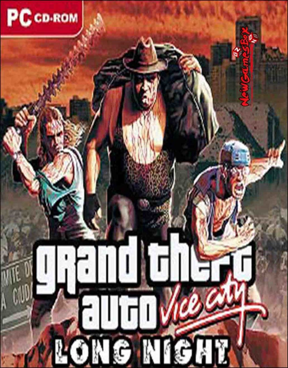 GTA Long Night Zombie City Free Download Full Version Setup