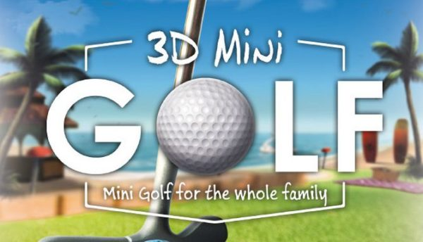 3D MiniGolf Free Download Full Version PC Game Setup