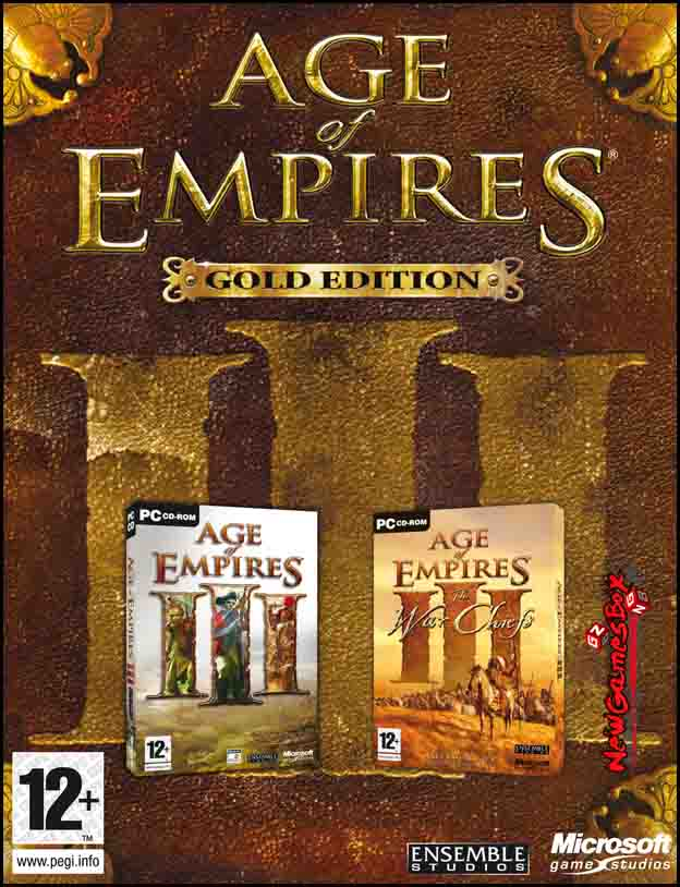 Age of Empires III Gold Edition Free Download Full Setup