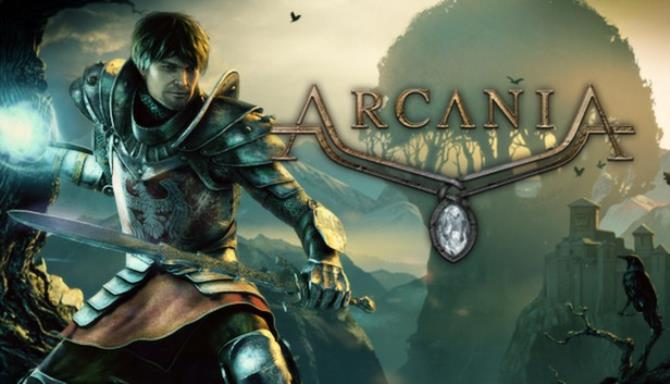 ArcaniA Gothic Free Download PC Game setup