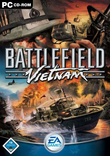 Battlefield Vietnam Free Download Full Version PC Game