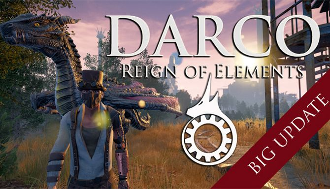 DARCO Reign Of Elements Free Download