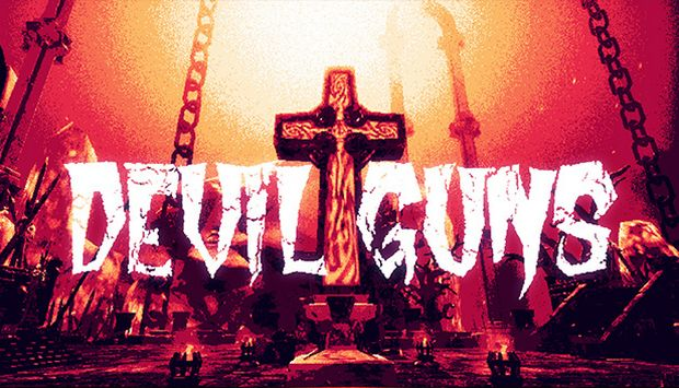 DEVIL GUNS DEMON BULLET HELL ARENA Free Download Full Setup
