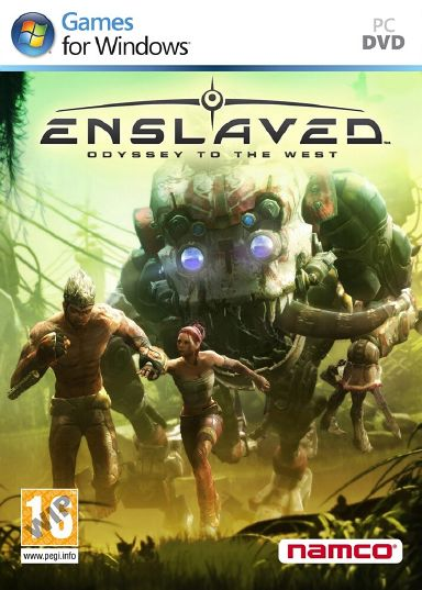Enslaved Odyssey to the West Free Download Full PC Game