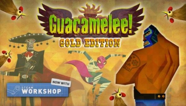 Guacamelee Gold Edition Free Download Full PC Game Setup