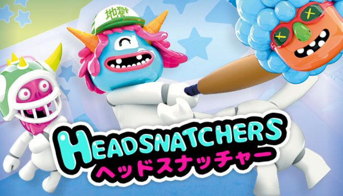 Headsnatchers Free Download Full Version PC Game Setup