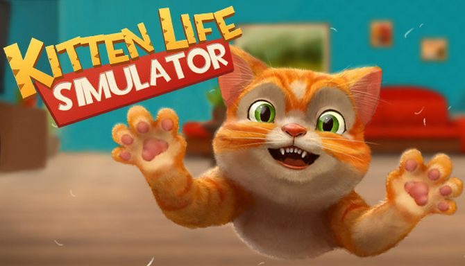 Kitten Life Simulator Free Download Full PC Game Setup