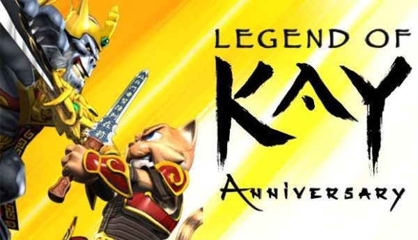 Legend of Kay Anniversary Free Download Full Version Setup