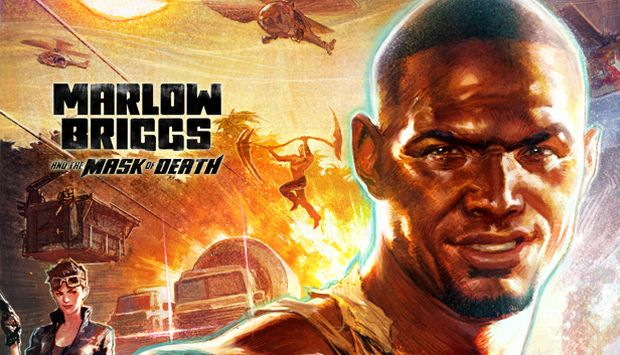 Marlow Briggs and the Mask of Death Free Download