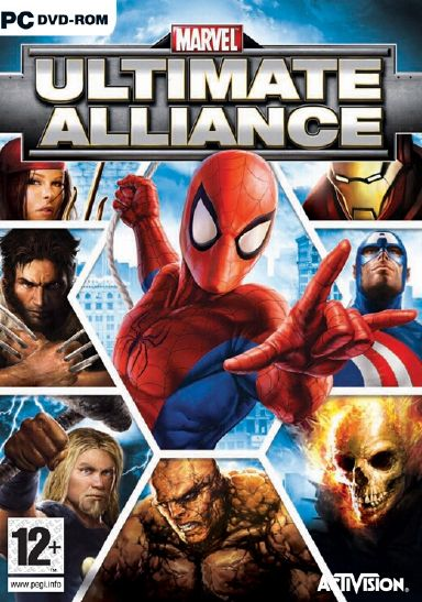 Marvel Ultimate Alliance Free Download PC Full Version