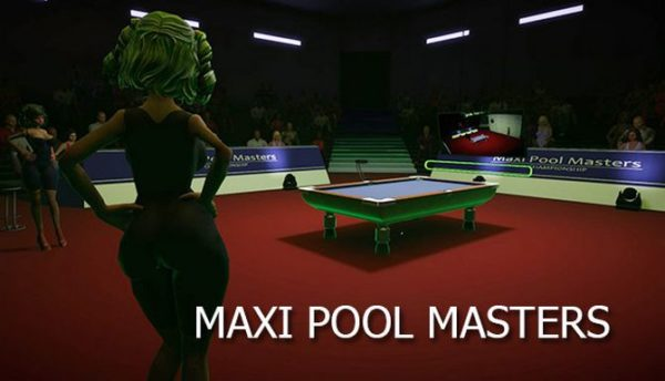 Maxi Pool Masters VR Free Download Full Version PC Setup