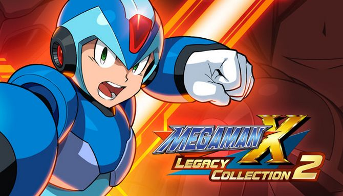 Mega Man X Legacy Collection 2 Free Download