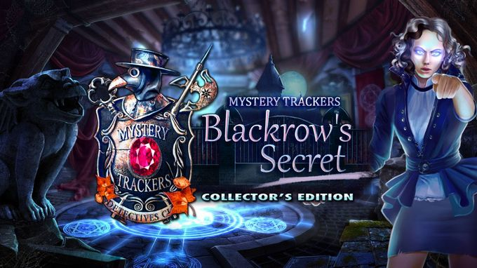 Mystery Trackers Blackrows Secret Free Download