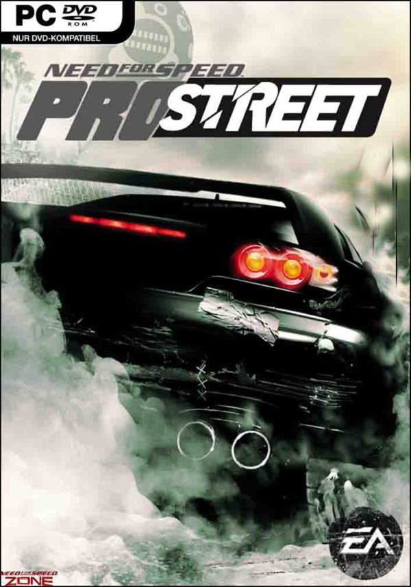 NFS ProStreet Free Download Need For Speed ProStreet PC