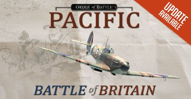 Order of Battle Pacific Battle of Britain Free Download