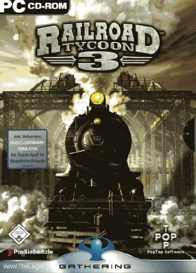 Railroad Tycoon 3 Free Download