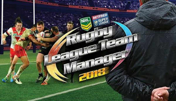 Rugby League Team Manager 2018 Free Download PC Setup