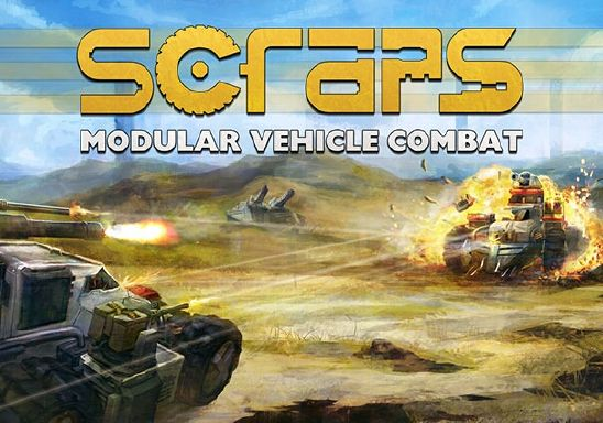 Scraps Modular Vehicle Combat Free Download Full PC Setup