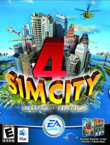 SimCity 4 Deluxe Edition Free Download Full Version PC Game Setup