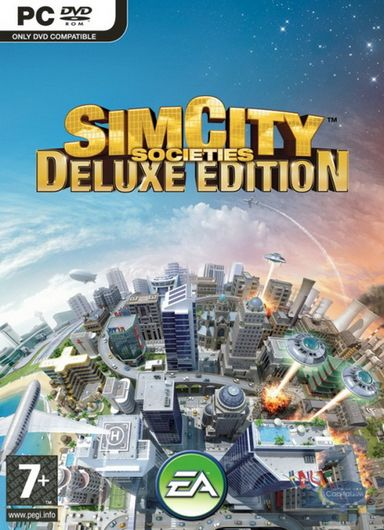 SimCity Societies Deluxe Edition Free Download Full Setup