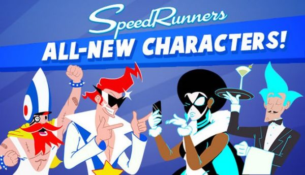 SpeedRunners Civil Dispute Free Download Cracked PC Game