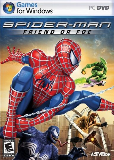 SpiderMan Friend or Foe Free Download Full Version Setup