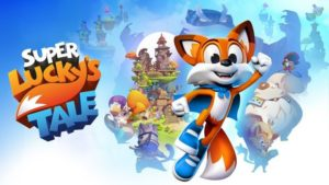 Super Luckys Tale Free Download PC Setup