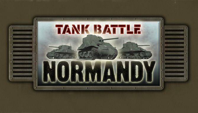 Tank Battle Normandy Free Download Full PC Game Setup