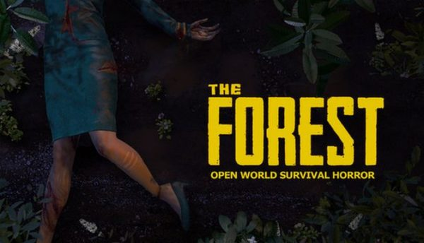 The Forest PC Game Free Download Full Version Setup