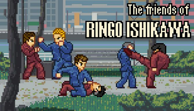 The Friends Of Ringo Ishikawa Free Download PC Game Setup