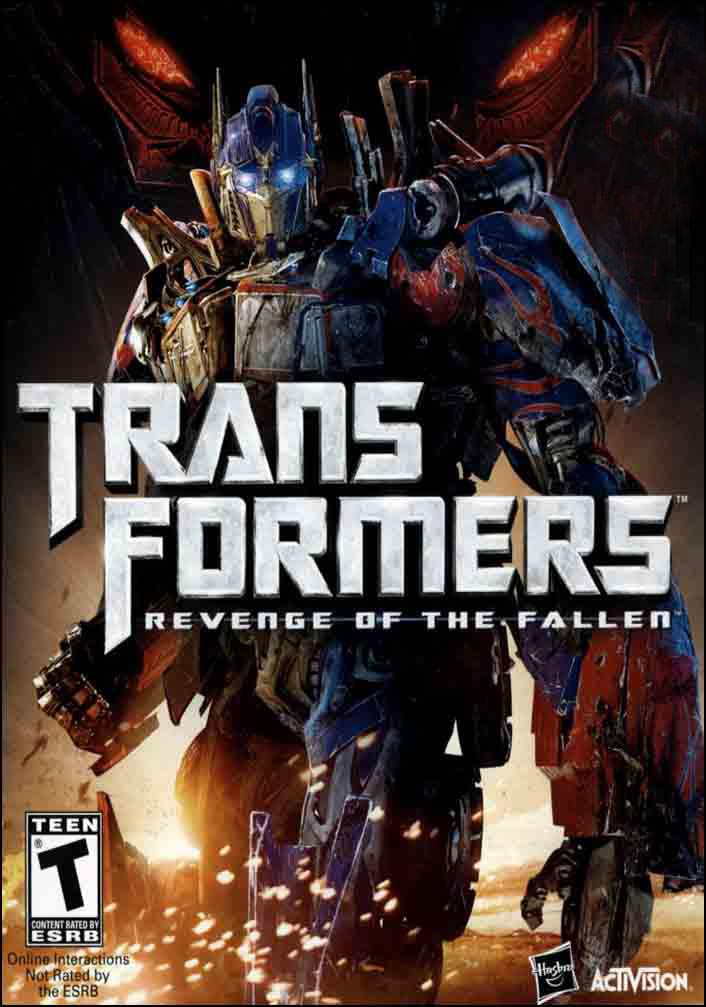 Transformers: revenge of the fallen the game (pc): amazon. Co. Uk.