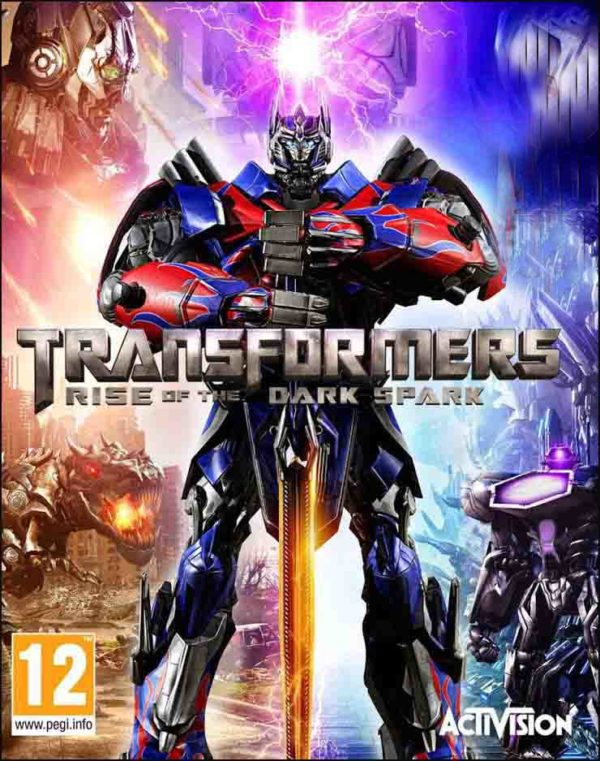 Transformers Rise Of The Dark Spark Free Download Fill