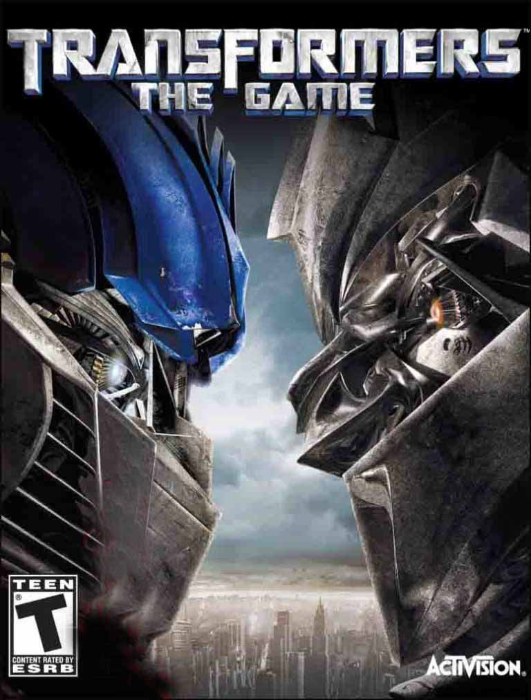 Transformers The Game Free Download Full Version Setup