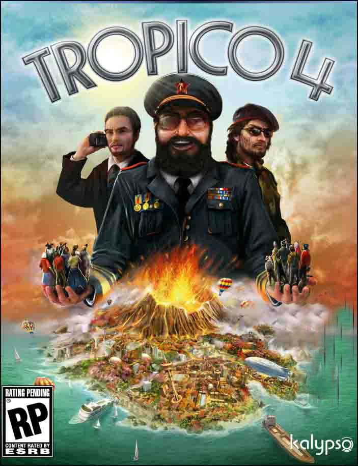Tropico 4 Free Download PC Game FULL Version Setup