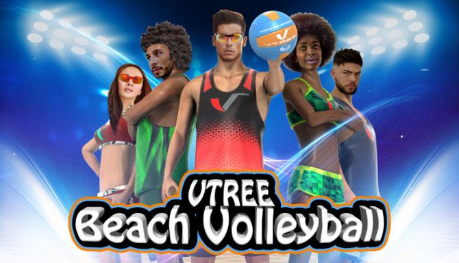 VTree Beach Volleyball Free Download Full Version PC Game