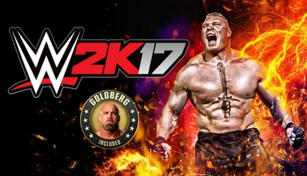WWE 2K17 Free Download Full Version PC Game Setup