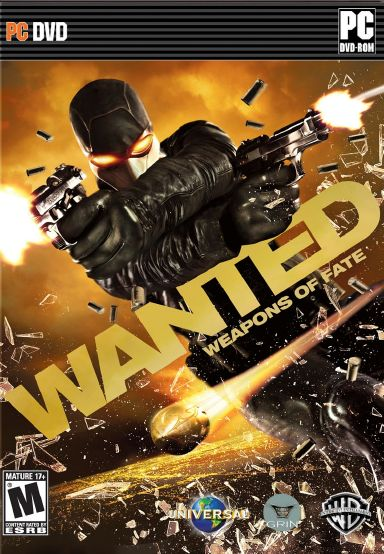 Wanted Weapons of Fate Free Download PC Game Setup.