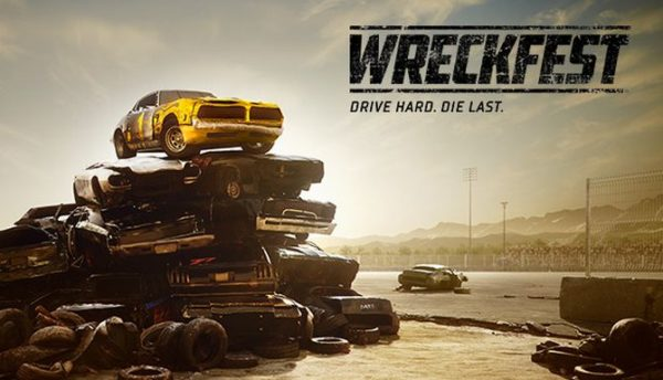 Wreckfest Free Download Full Version PC Game Setup