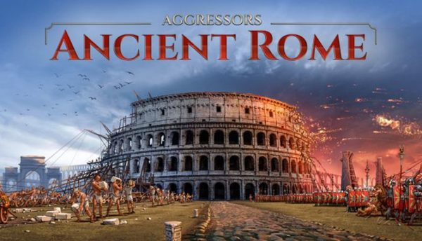 Aggressors Ancient Rome Free Download Full PC Game Setup