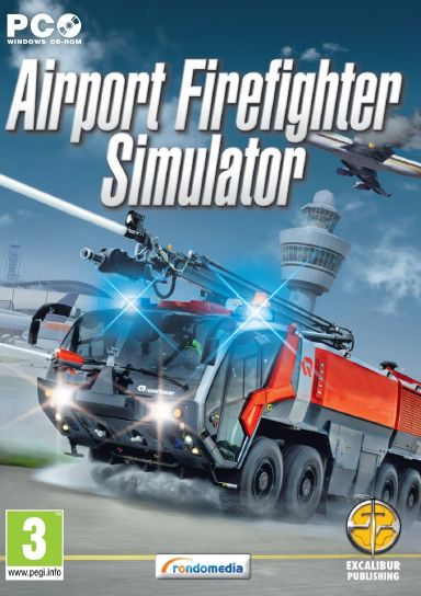 Airport Firefighters The Simulation Free Download PC Game setup