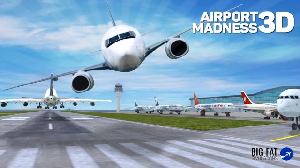 Airport Madness 3D Free Download PC Game setup