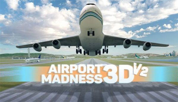Airport Madness 3D Volume 2 Free Download PC Game setup