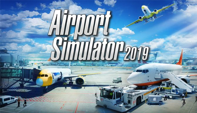 Airport Simulator 2019 Free Download Full Version PC Game Setup