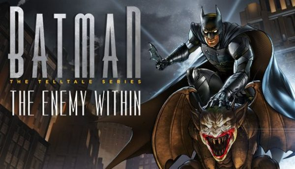 Batman The Enemy Within The Telltale Free Download PC Game setup