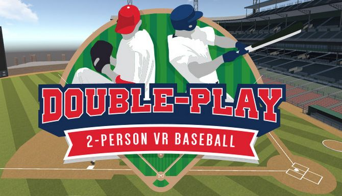 Double Play 2-Player VR Baseball Free DownloadFull Version PC Game Setup