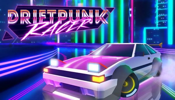 Driftpunk Racer Free Download Full Version PC Game Setup
