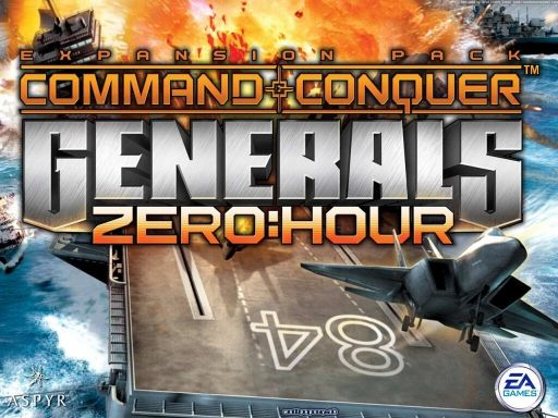Command & Conquer Generals Zero Hour Free Download PC Game