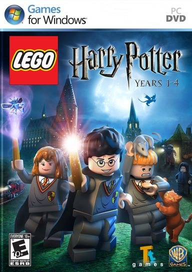 LEGO Harry Potter Years 1-4 Free Download PC Game