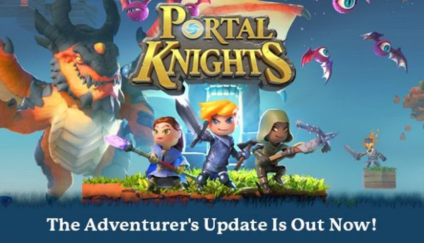 Portal Knights Villainous Free Download Full Version PC Game Setup